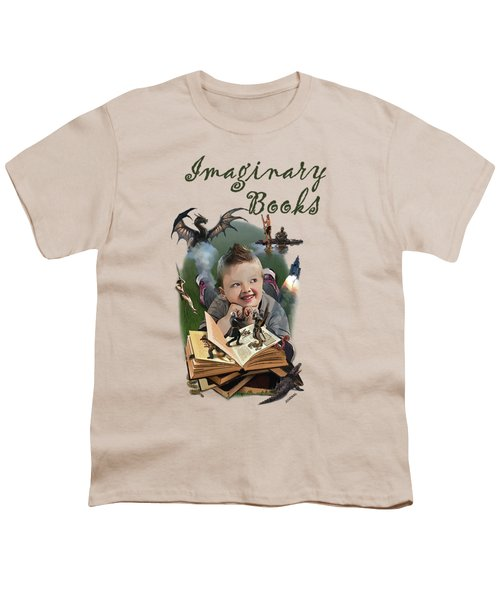 Imaginary Books Youth T-Shirt