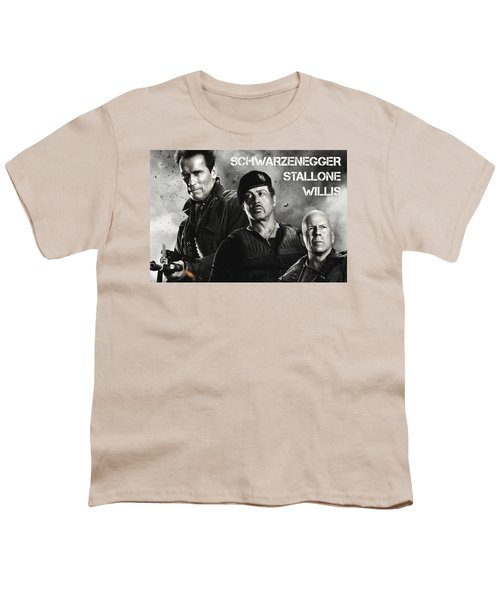 The Expendables 2 Youth T-Shirt