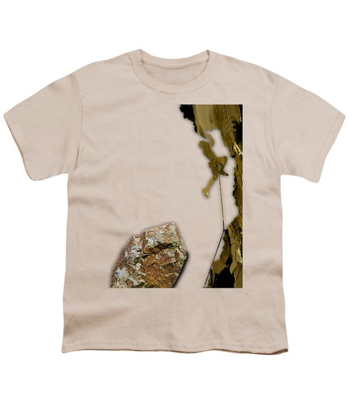 Rock Climber Collection Youth T-Shirt