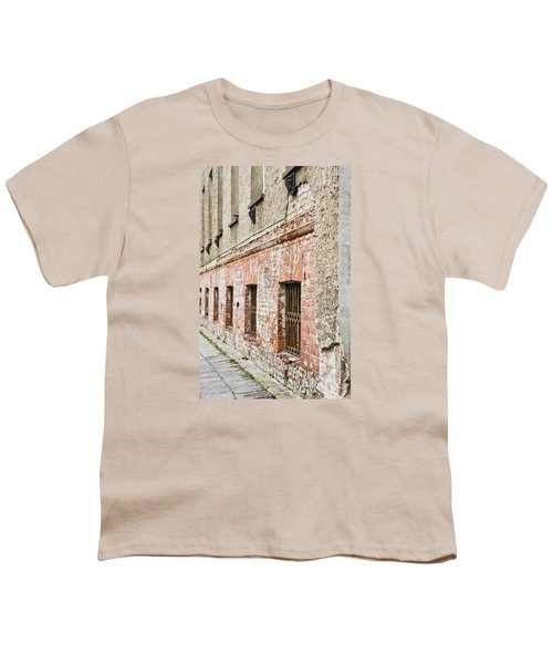 Derelict Building Youth T-Shirt