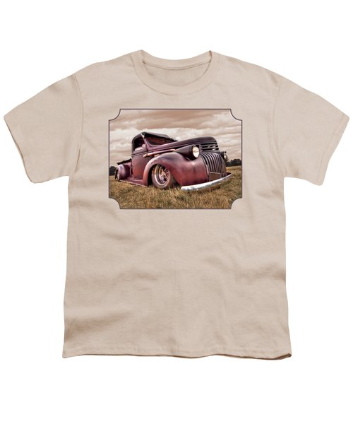 1941 Rusty Chevrolet Youth T-Shirt