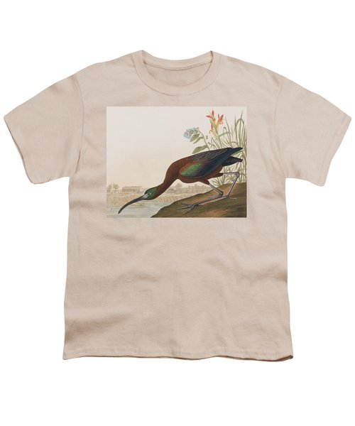 Glossy Ibis Youth T-Shirt