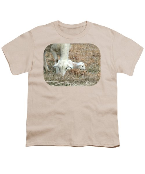 L Is For Lamb Youth T-Shirt
