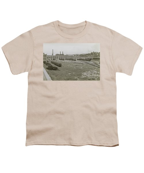207th Street Railyards Youth T-Shirt