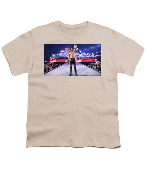 Wrestling Youth T-Shirt