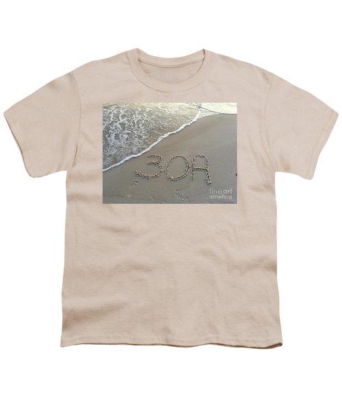 30a Beach Youth T-Shirt