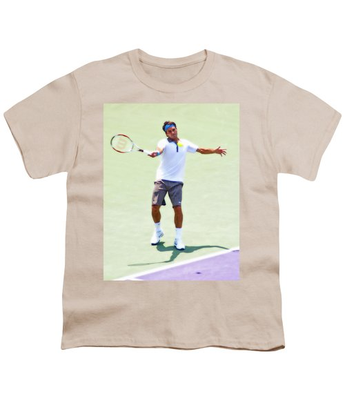 A Hug From Roger Youth T-Shirt