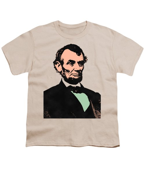Abe Lincoln 2 Youth T-Shirt