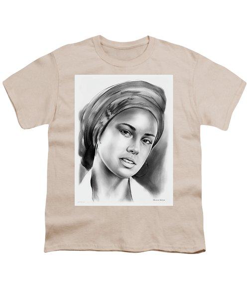 Alicia Keys 2 Youth T-Shirt