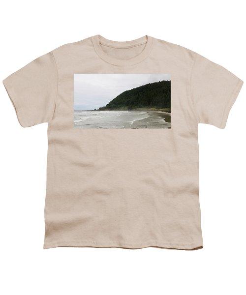 Along The Oregon Coast - 4 Youth T-Shirt