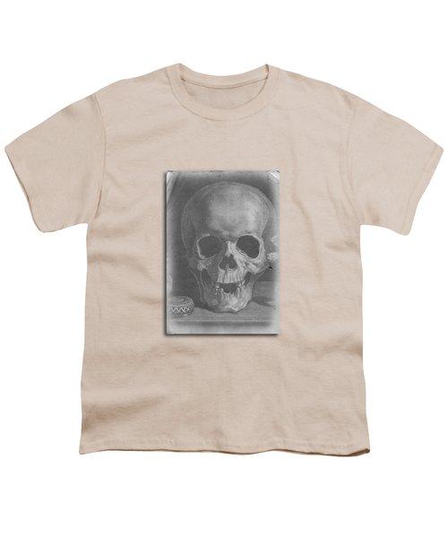 Ancient Skull Tee Youth T-Shirt