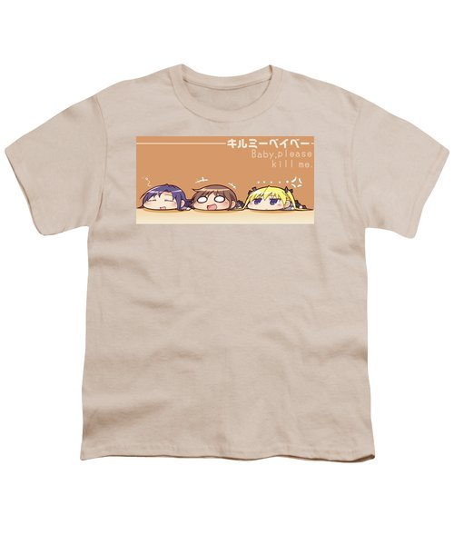 Anime Youth T-Shirt