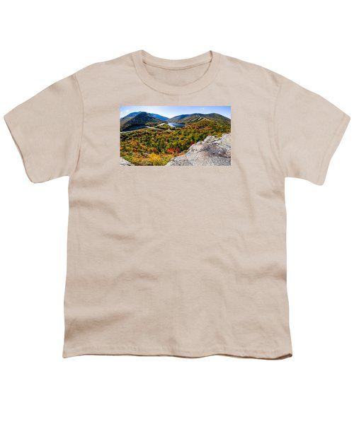 Artists Bluff, Franconia Notch Youth T-Shirt
