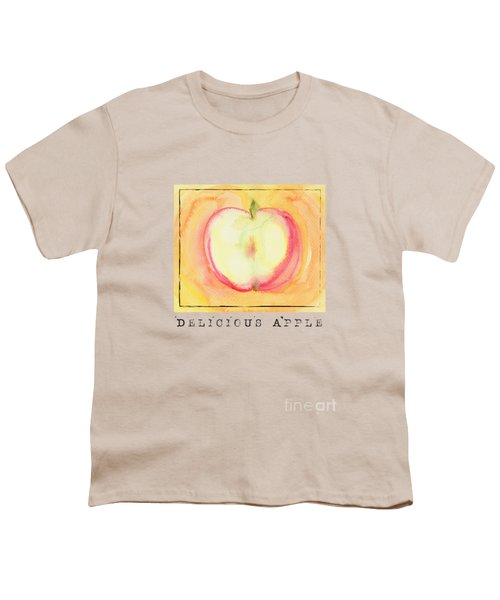 Delicious Apple Youth T-Shirt