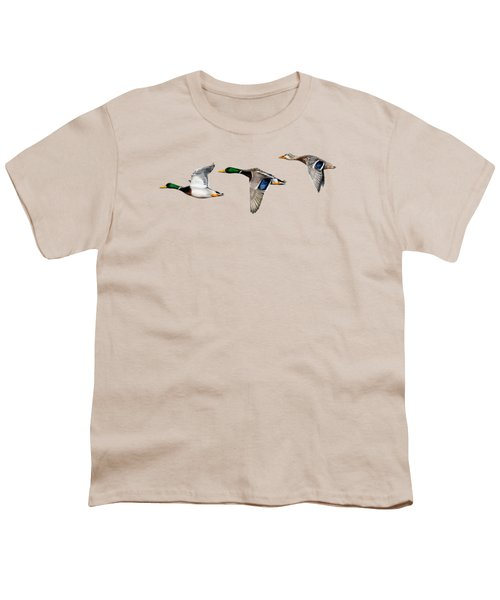 Flying Mallards Youth T-Shirt