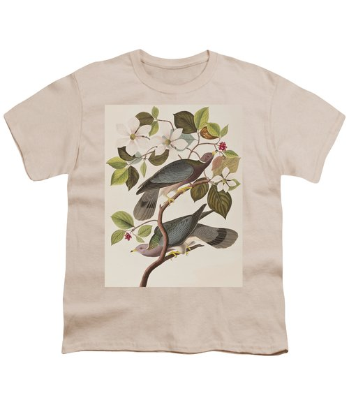 Band-tailed Pigeon  Youth T-Shirt