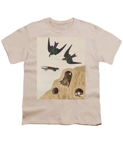 Bank Swallows Youth T-Shirt