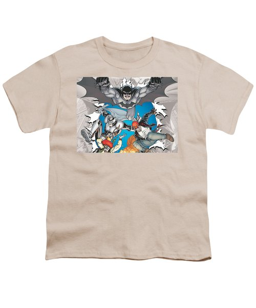 Batman Incorporated Youth T-Shirt