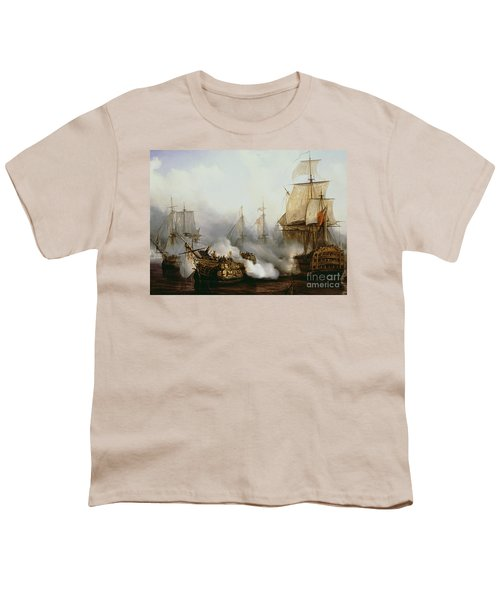Battle Of Trafalgar Youth T-Shirt