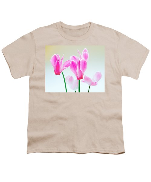 Beautiful Pink Youth T-Shirt