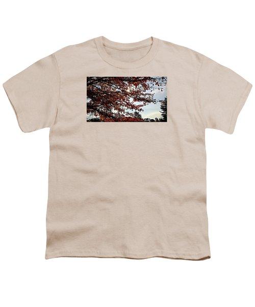 Blister  Youth T-Shirt by Jana E Provenzano