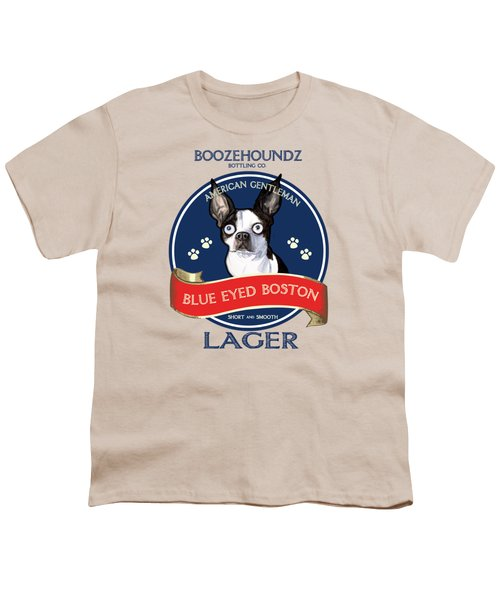 Blue Eyed Boston Lager Youth T-Shirt