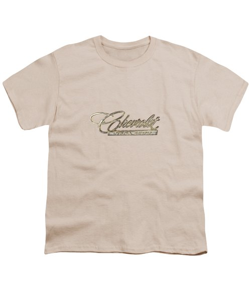Chevrolet Vega Emblem Youth T-Shirt
