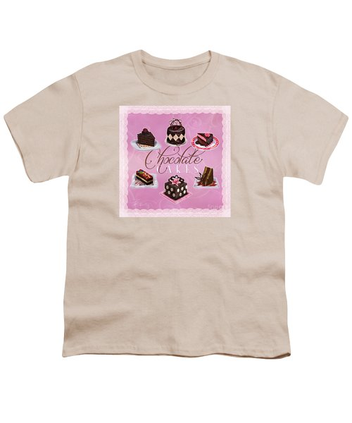 Chocolate Cakes Youth T-Shirt