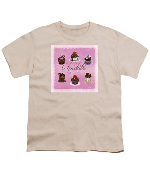 Chocolate Treats Youth T-Shirt