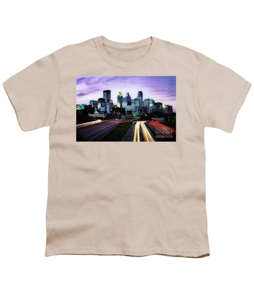 City Moves Youth T-Shirt