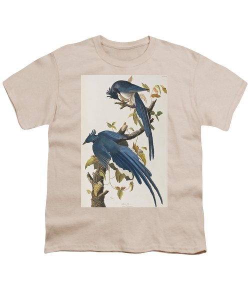 Columbia Jay Youth T-Shirt by John James Audubon