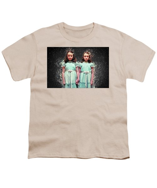 Come Play With Us - The Shining Twins Youth T-Shirt