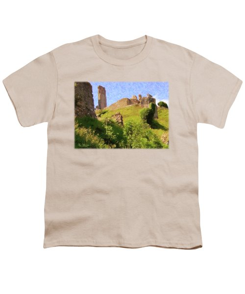 Corfe Castle Youth T-Shirt