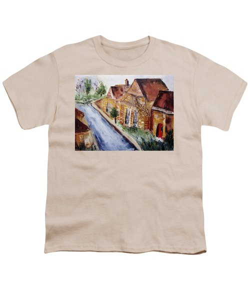 Cotswold Street Youth T-Shirt by Roxy Rich
