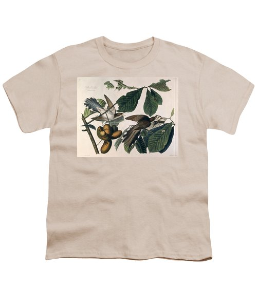 Cuckoo Youth T-Shirt by John James Audubon