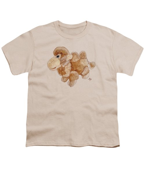 Cuddly Camel Youth T-Shirt