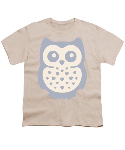 Cute Owl Youth T-Shirt