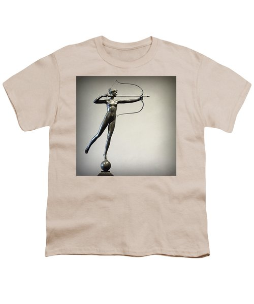 Diana Of The Tower Youth T-Shirt