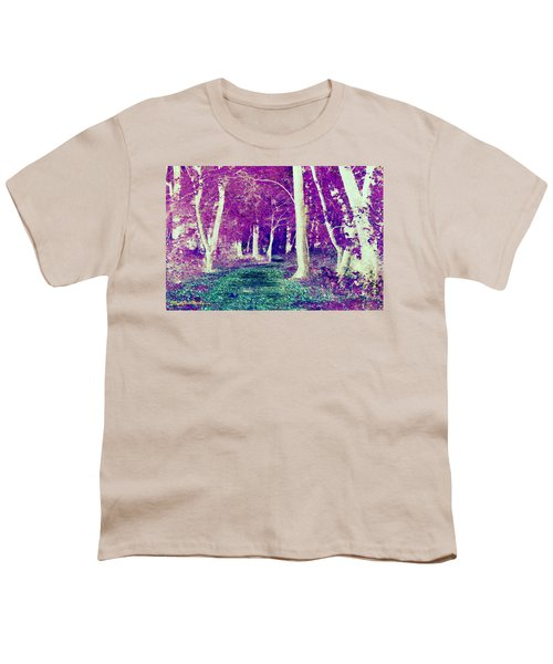 Emerald Path Youth T-Shirt