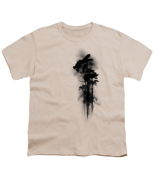 Enchanted Forest Youth T-Shirt by Nicklas Gustafsson