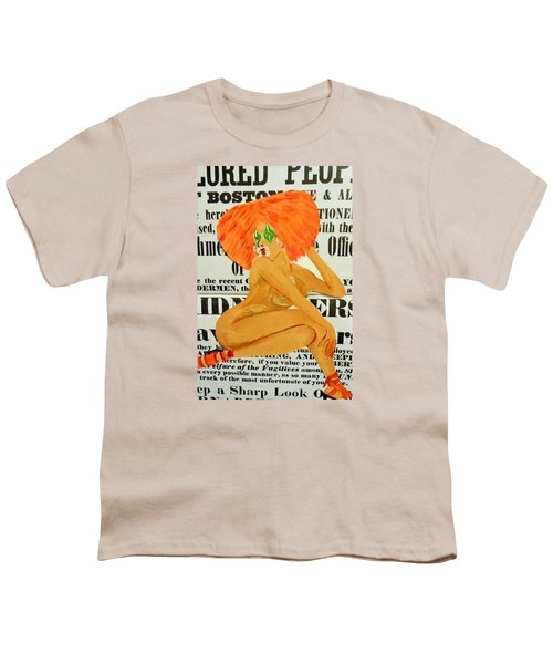 Eve  Caution Youth T-Shirt