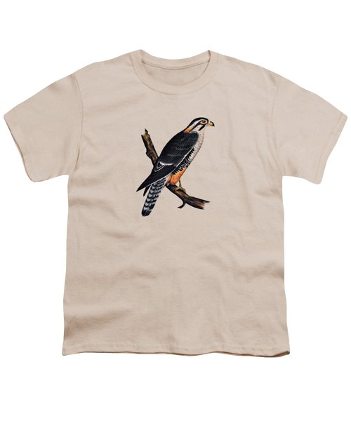 Falcon Aplomado Falcon Youth T-Shirt
