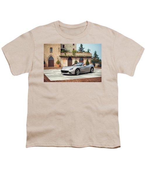 Ferrari California T Youth T-Shirt