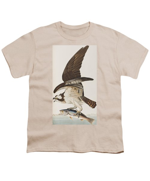 Fish Hawk Or Osprey Youth T-Shirt