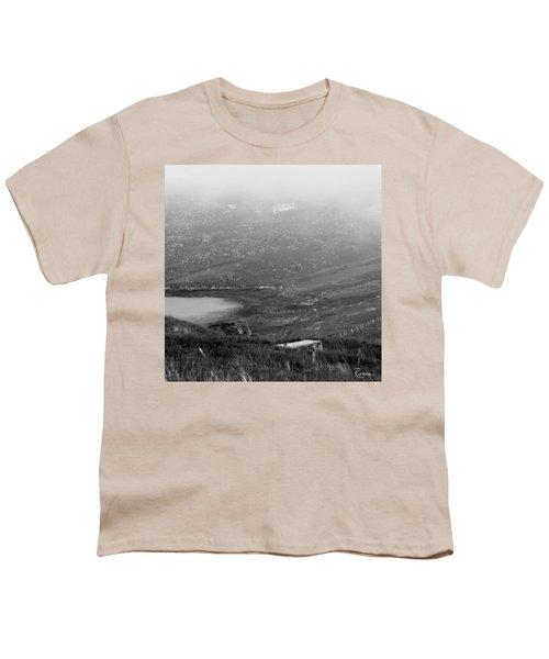 Foggy Scottish Morning Youth T-Shirt