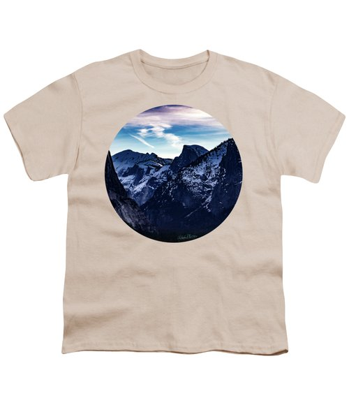 Frozen Youth T-Shirt by Adam Morsa