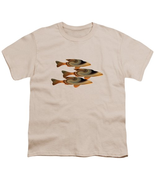 Gold Fish Youth T-Shirt