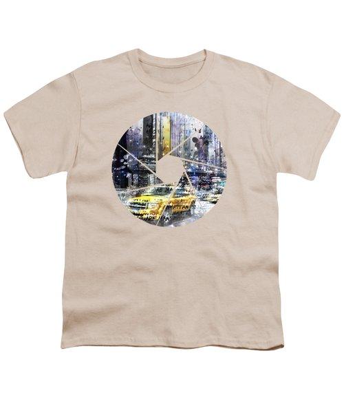 Graphic Art New York City Youth T-Shirt