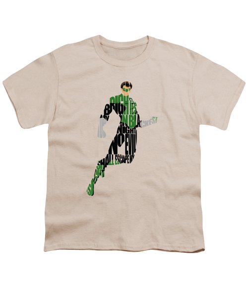 Green Lantern Youth T-Shirt