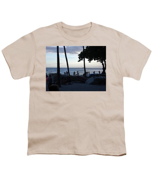 Hawaiian Afternoon Youth T-Shirt